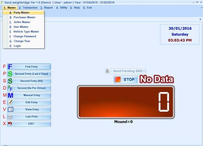 Weighbridge software online weighbridge software manufacturer.